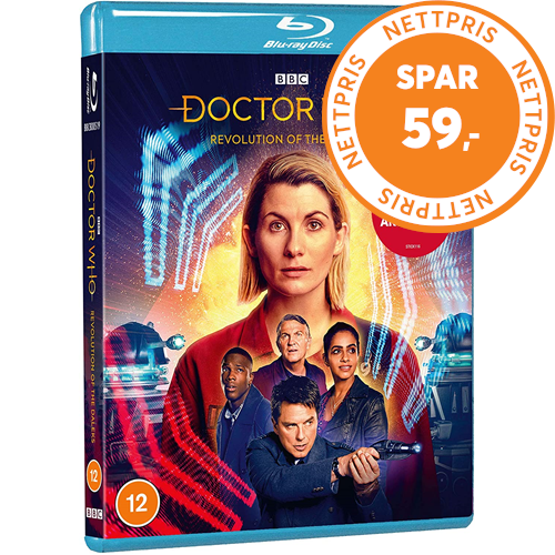 Doctor Who: Revolution Of The Daleks (UK-import) (BLU-RAY)