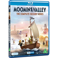 Produktbilde for Moominvalley (Mummidalen) - Sesong 2 (UK-import) (BLU-RAY)