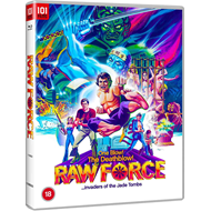 Produktbilde for Raw Force (1982) (UK-import) (BLU-RAY)