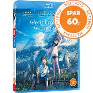 Produktbilde for Weathering With You (UK-import) (BLU-RAY)