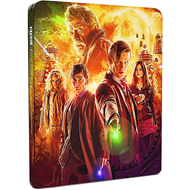 Produktbilde for Doctor Who: 50th Anniversary - Limited Steelbook Edition (UK-import) (BLU-RAY)
