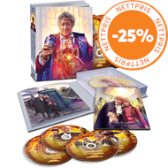 Produktbilde for Doctor Who: The Collection - Sesong 8 (UK-import) (BLU-RAY)