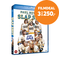 Produktbilde for Slap Shot (1977) / Slagskudd (DK-import) (BLU-RAY)