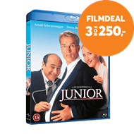 Produktbilde for Junior (1994) (DK-import) (BLU-RAY)