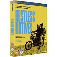 Produktbilde for Restless Natives (1985) (UK-import) (BLU-RAY)