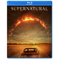 Produktbilde for Supernatural - Sesong 15 (UK-import) (BLU-RAY)