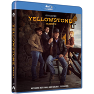 Produktbilde for Yellowstone - Sesong 2 (UK-import) (BLU-RAY)