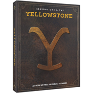 Produktbilde for Yellowstone - Sesong 1-2 (UK-import) (BLU-RAY)