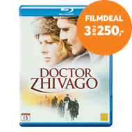 Produktbilde for Doctor Zhivago (1965) (BLU-RAY)