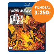 Produktbilde for The Green Berets (1968) (BLU-RAY)