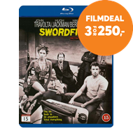 Produktbilde for Swordfish (2001) (BLU-RAY)