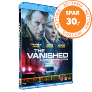 Produktbilde for The Vanished (BLU-RAY)