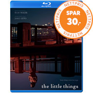 Produktbilde for The Little Things (BLU-RAY)