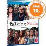 Produktbilde for Alan Bennet's Talking Heads (Miniserie) (UK-import) (BLU-RAY)