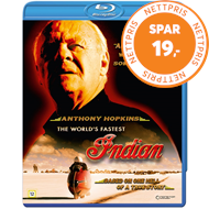 Produktbilde for The World's Fastest Indian (2005) / En Høyst Uvanlig Mann (BLU-RAY)