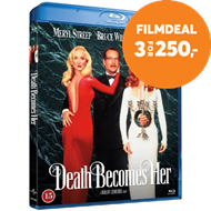Produktbilde for Death Becomes Her (1992) / Døden Kler Henne (DK-import) (BLU-RAY)