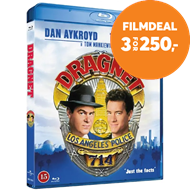 Produktbilde for Dragnet (1987) / Beintøffe Purker (DK-import) (BLU-RAY)