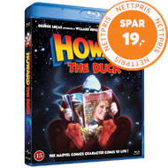 Produktbilde for Howard The Duck (1986) (BLU-RAY)