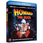 Howard The Duck (1986) (DK-import) (BLU-RAY)