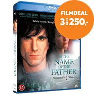Produktbilde for In The Name Of The Father (1993) / I Fars Navn (DK-import) (BLU-RAY)