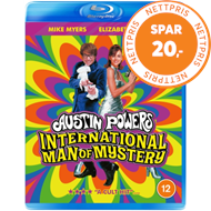 Produktbilde for Austin Powers: International Man Of Mystery (BLU-RAY)
