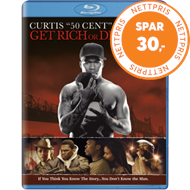 Produktbilde for Get Rich Or Die Tryin' (2005) (BLU-RAY)