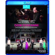 Produktbilde for Mozart: Don Giovanni (BLU-RAY)