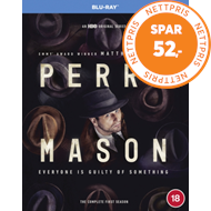 Produktbilde for Perry Mason - Sesong 1 (BLU-RAY)