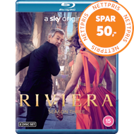 Produktbilde for Riviera - Sesong 3 (BLU-RAY)