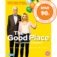 Produktbilde for The Good Place - Sesong 1-4: The Complete Collection (BLU-RAY)