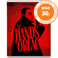 Produktbilde for The Hands Of Orlac (1924) / Orlacs Hände - The Masters Of Cinema Series (BLU-RAY)