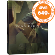 Produktbilde for The World Of Wong Kar-Wai - The Criterion Collection (BLU-RAY)