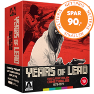 Produktbilde for Years Of Lead - Five Classic Italian Crime Thrillers 1973-1977 (BLU-RAY)
