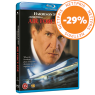 Produktbilde for Air Force One (1997) (BLU-RAY)