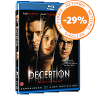 Produktbilde for Deception (2008) (BLU-RAY)