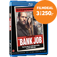 Produktbilde for The Bank Job (2008) (BLU-RAY)