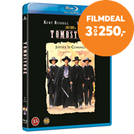 Produktbilde for Tombstone (1993) (BLU-RAY)