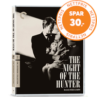 Produktbilde for The Night Of The Hunter (1955) / Jegeren I Mørket - The Criterion Collection (BLU-RAY)