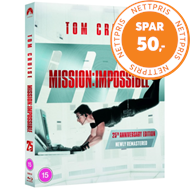 Produktbilde for Mission: Impossible (1996) (BLU-RAY)