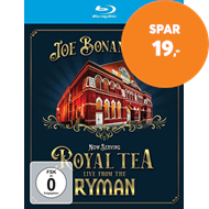 Produktbilde for Joe Bonamassa - Now Serving: Royal Tea Live From The Ryman (BLU-RAY)