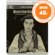 Produktbilde for Buster Keaton: The Masters Of Cinema Series (BLU-RAY)