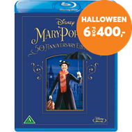 Produktbilde for Mary Poppins - 50th Anniversary Edition (BLU-RAY)