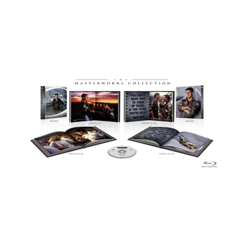 Top Gun - Masterwork Collection (BLU-RAY)