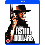 Produktbilde for A Fistful Of Dollars (1964) / For En Neve Dollar (UK-import) (BLU-RAY)