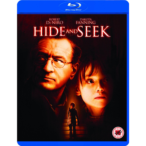 Hide And Seek (UK-import) (BLU-RAY)