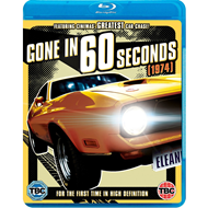 Gone In 60 Seconds (1974) (UK-import) (BLU-RAY)