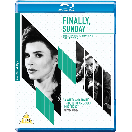 Finally, Sunday (UK-import) (BLU-RAY)