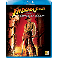 Indiana Jones Og De Fordømtes Tempel (BLU-RAY)