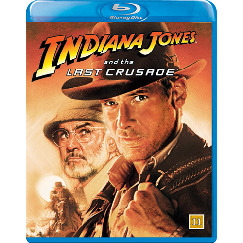 Indiana Jones Og Det Siste Korstog (BLU-RAY)