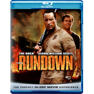 Produktbilde for The Rundown (BLU-RAY)